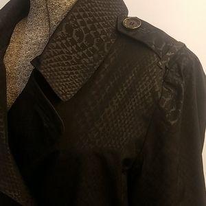 London Fog trenchcoat jacket